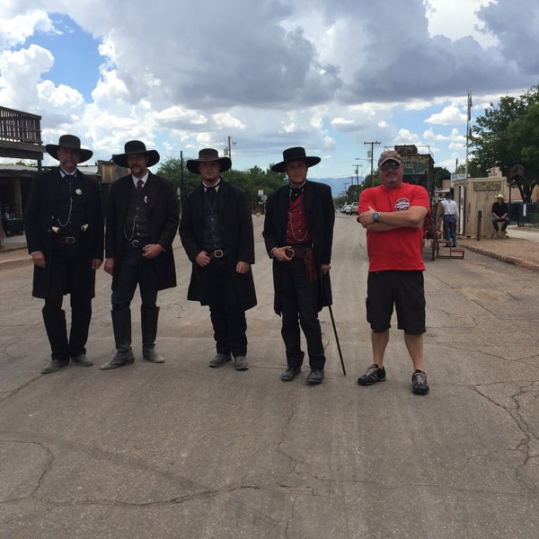 Photo taken at O.K. Corral by Austin B. on 8/13/2016