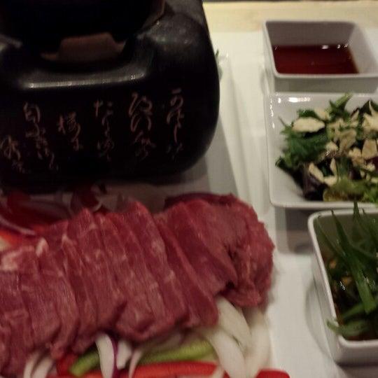 Ishi Yaki is here..... yummy
