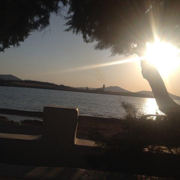 Photo taken at Siparos by Chrysa T. on 8/11/2015