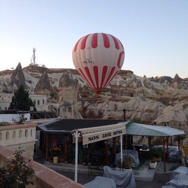 11/8/2013 tarihinde Марина В.ziyaretçi tarafından Sos Cave Hotel'de çekilen fotoğraf