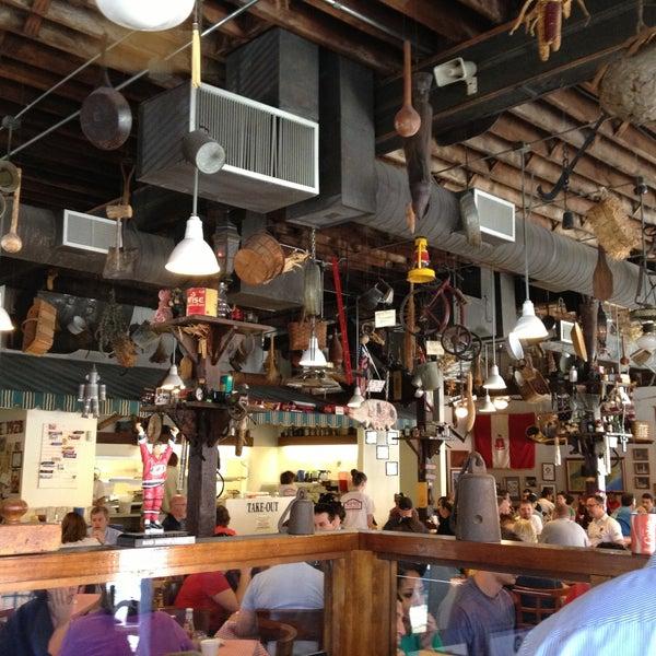 Photo taken at Big Ed's City Market Restaurant by Tom S. on 4/14/2013