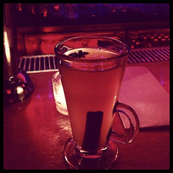 Photo taken at Silk City Diner Bar & Lounge by Dara N. on 11/22/2012