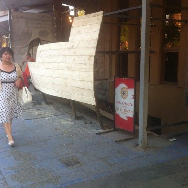 Снимок сделан в Old Erivan Restaurant Complex пользователем Emin O. 6/5/2012