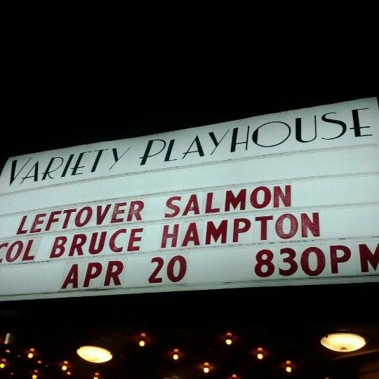 4/21/2012 tarihinde Sara H.ziyaretçi tarafından Variety Playhouse'de çekilen fotoğraf