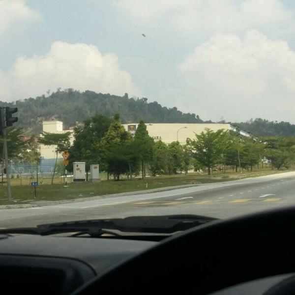 Photo taken at Universiti Teknologi MARA (UiTM) by Syahirah N. on 6/1/2016