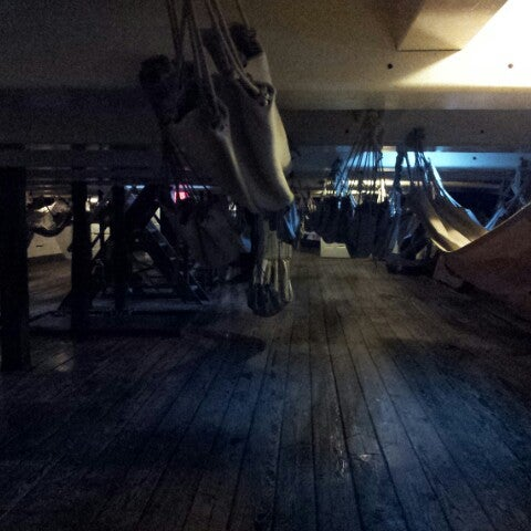 Photo taken at USS Constellation by Shannon N. on 10/22/2013