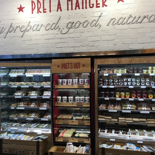 pret a manger and strategy Pret a manger adopts a low-risk strategy for testing concepts and collecting customer feedback before rolling out full restaurant concepts.