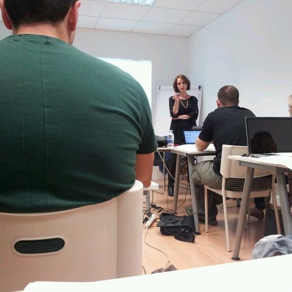 Foto tomada en IEM Business School por Lorena el 5/15/2014