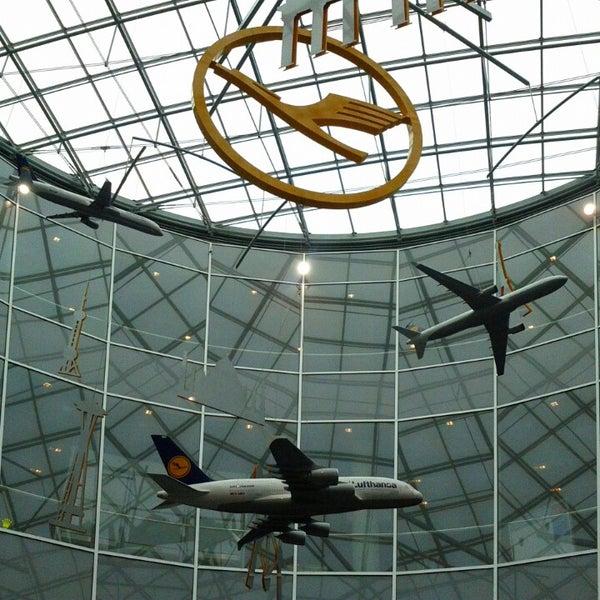 Das Foto wurde bei Frankfurt Airport (FRA) von Waranya am 10/1/2013 aufgenommen