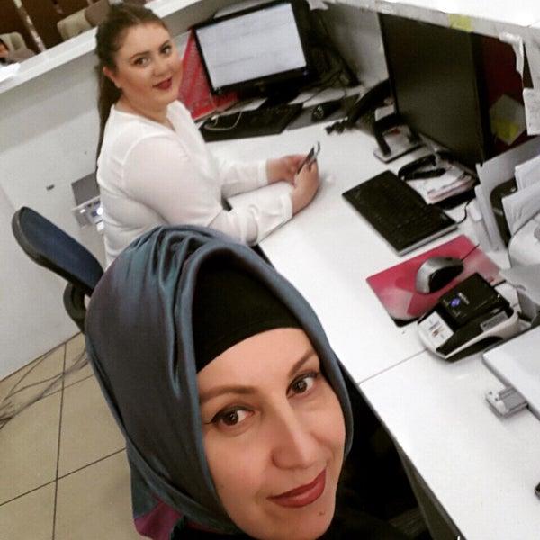 Photo taken at Aksu Çarşı by bşrgn✌️ on 4/17/2016