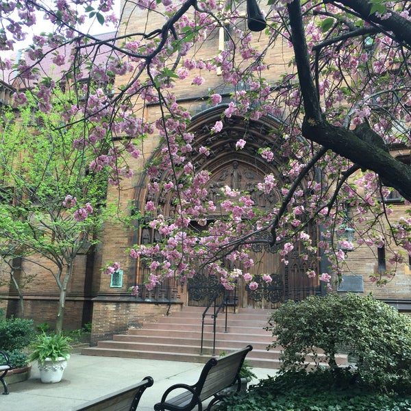 Photo taken at Church of the Holy Trinity (Episcopal) by Mary C. on 4/25/2016