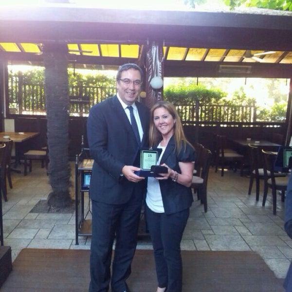 6/12/2014 tarihinde Güzide O.ziyaretçi tarafından Şans Restaurant'de çekilen fotoğraf