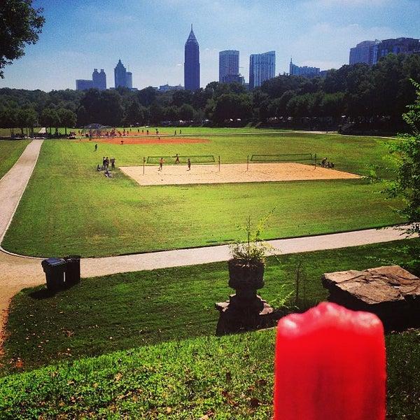 Photo taken at Atlanta Arts Festival by Mary Elise Chavez on 9/14/2013
