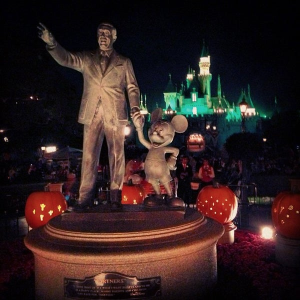 photo taken at halloween screams fireworks by tigger on 10162012