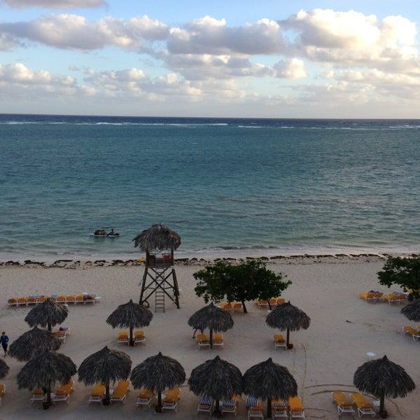 Photo taken at Iberostar Rose Hall Suites by Dean B. on 12/23/2012