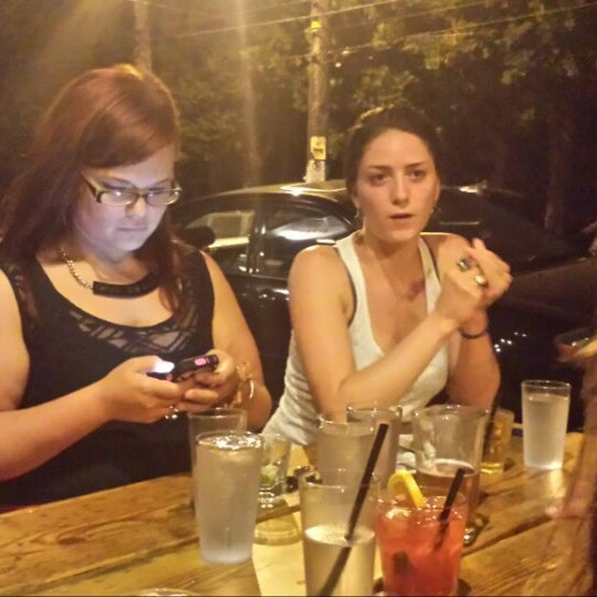 Photo taken at Bonfire Lounge by Michael V. on 8/8/2013