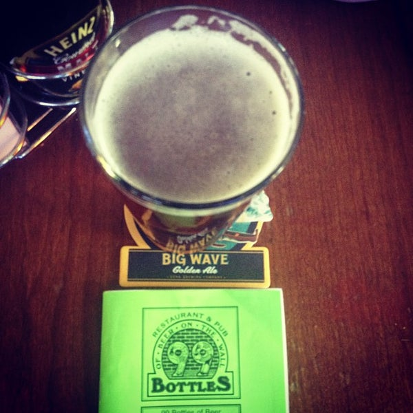 Photo taken at 99 Bottles of Beer on the Wall by Spencer L. on 8/7/2013