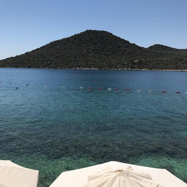 7/13/2017 tarihinde Bilginvolkan O.ziyaretçi tarafından Olympos Mocamp Beach Club'de çekilen fotoğraf