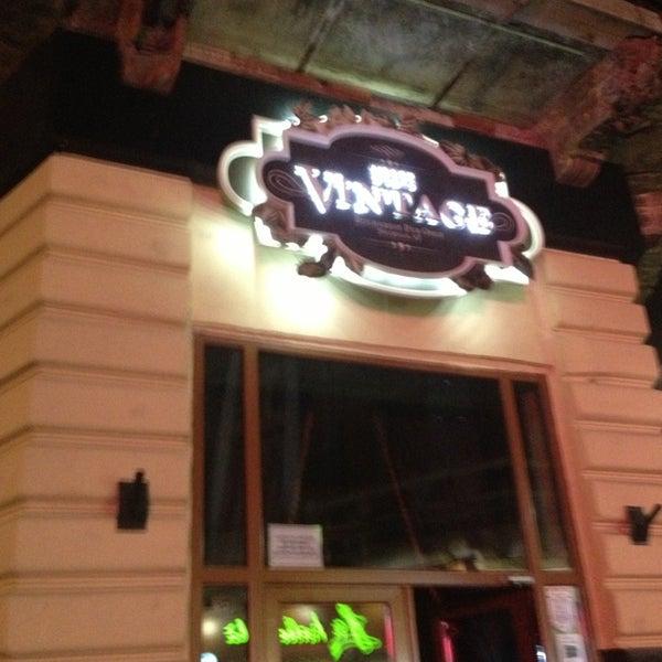 Photo taken at The Vintage Pub by Barsan I. on 8/18/2013