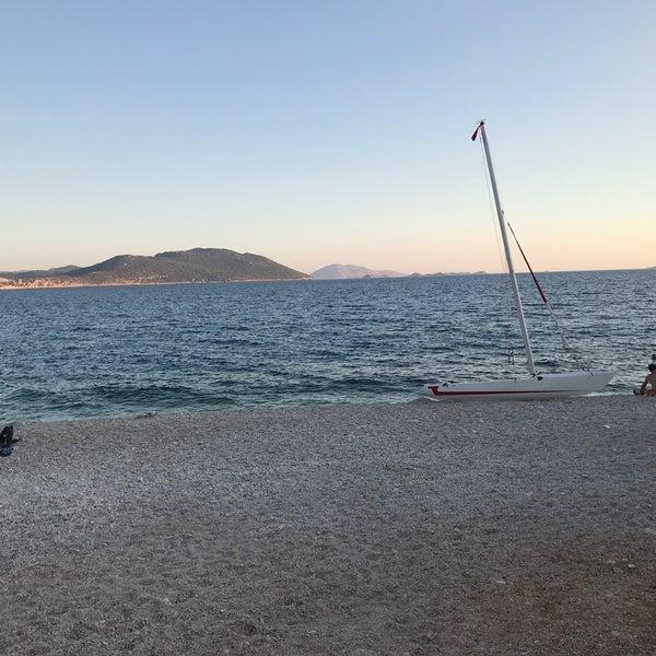 9/25/2018 tarihinde Ahmet C.ziyaretçi tarafından İncebogaz Beach'de çekilen fotoğraf