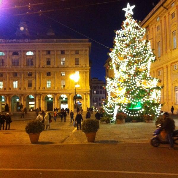 Foto scattata a Piazza de Ferrari da Franco P. il 12/18/2012