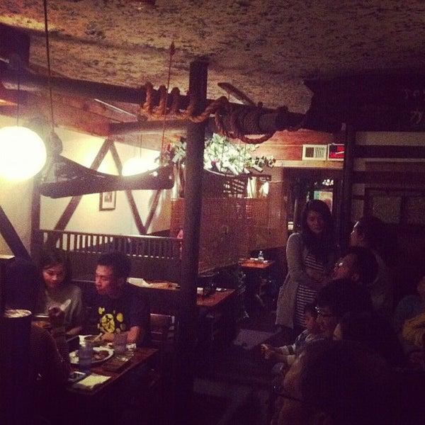 Photo taken at Toyose by Anil M. on 10/14/2012
