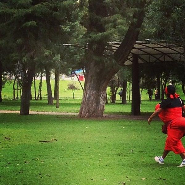 Foto tomada en Parque El Ejido por tamar m. el 2/18/2013