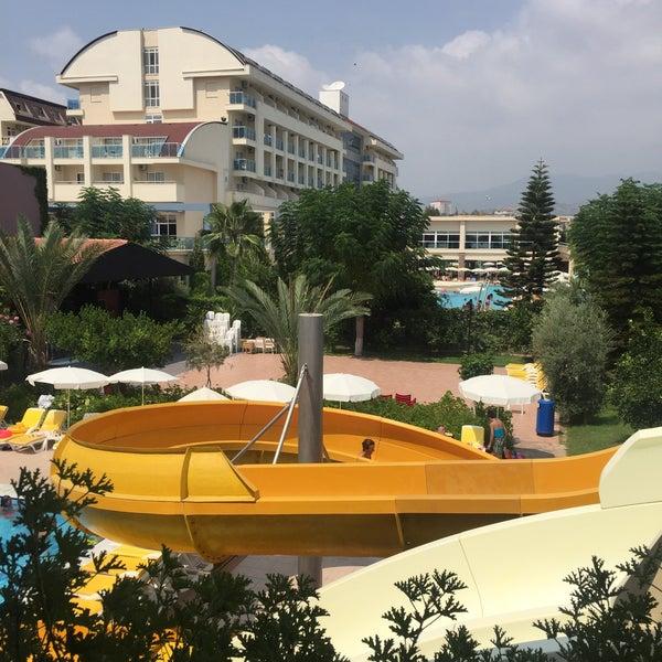 8/11/2017 tarihinde Fatih İlker G.ziyaretçi tarafından Primasol Telatiye Resort'de çekilen fotoğraf