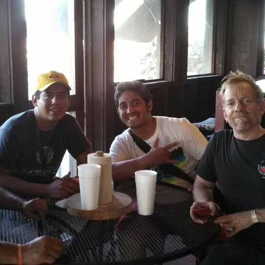 Photo taken at Del Norte Taco by Roger A. on 7/7/2013