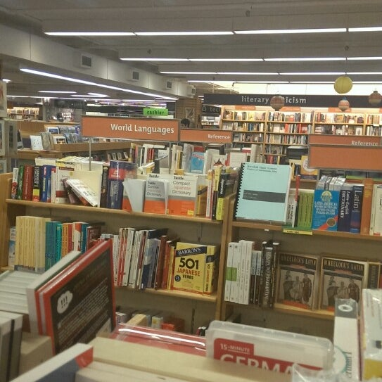 Photo taken at University Bookstore by Jingneng X. on 8/23/2013