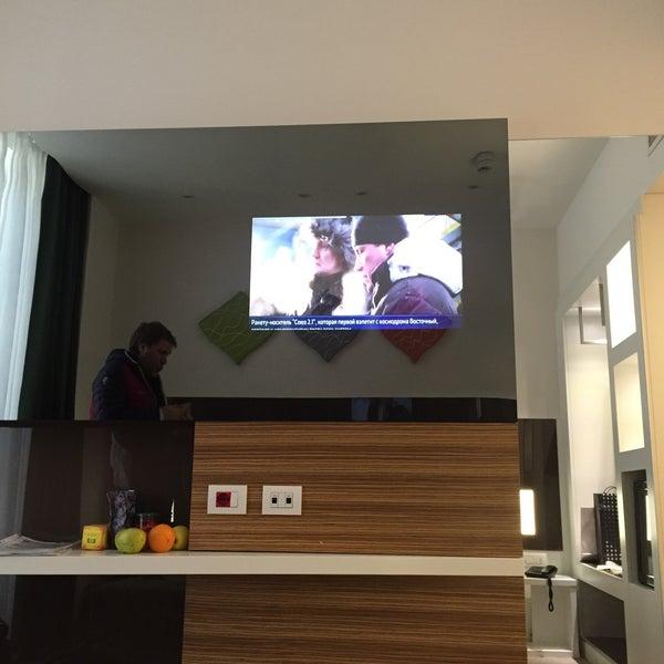 Foto scattata a Hotel Arcimboldi da Elena il 1/20/2016