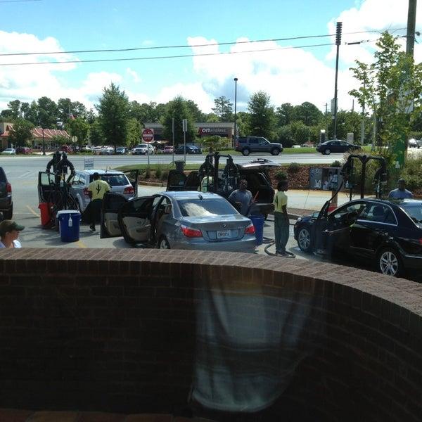 photo taken at cactus car wash douglasville by lex l on 811