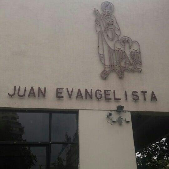 Foto tomada en Colegio San Juan Evangelista por Ignacio L. el 10/30/2015