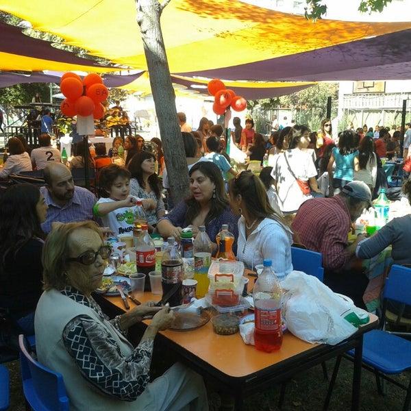 Foto tomada en Colegio San Juan Evangelista por Ignacio L. el 4/12/2014