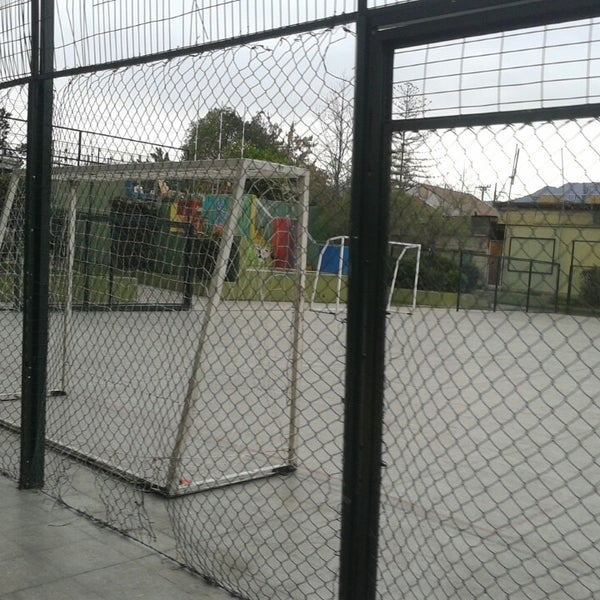 Foto tomada en Colegio San Juan Evangelista por Ignacio L. el 9/4/2014