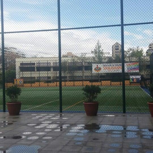 Foto tomada en Colegio San Juan Evangelista por Ignacio L. el 10/1/2015