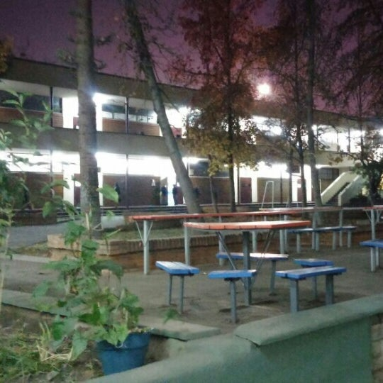 Foto tomada en Colegio San Juan Evangelista por Ignacio L. el 6/8/2015