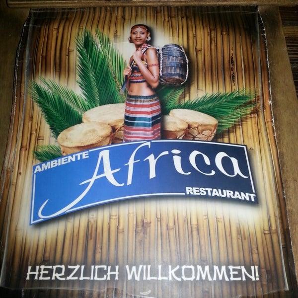 Das Foto wurde bei Ambiente Africa von Olga am 9/7/2013 aufgenommen