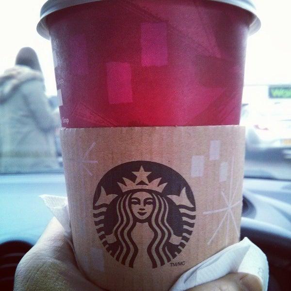 Photo taken at Starbucks by JJ on 11/15/2014