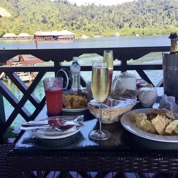 Photo taken at Gayana Eco Resort by Jenny J. on 4/29/2017