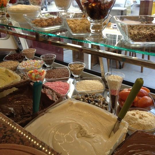 10/22/2012 tarihinde H. Serkan S.ziyaretçi tarafından Waffle Edem 46'de çekilen fotoğraf