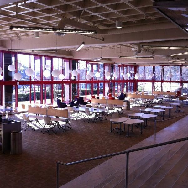 Woodruff Library Reserve Room