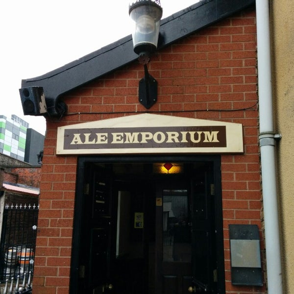 Photo taken at Ale Emporium by Michael H. on 2/8/2014