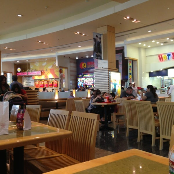 Arcadia Mall Food Court