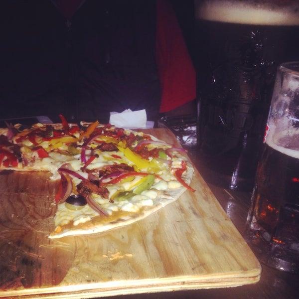 Esas pizzas ;)