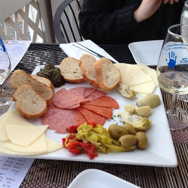 Photo taken at Su Vino Winery by Sarah B. on 3/7/2014