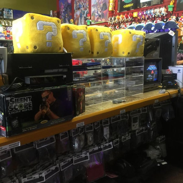 Photo taken at Game Over Videogames by Mando on 7/18/2015