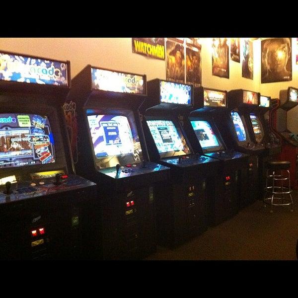 Diversions Game Room San Antonio