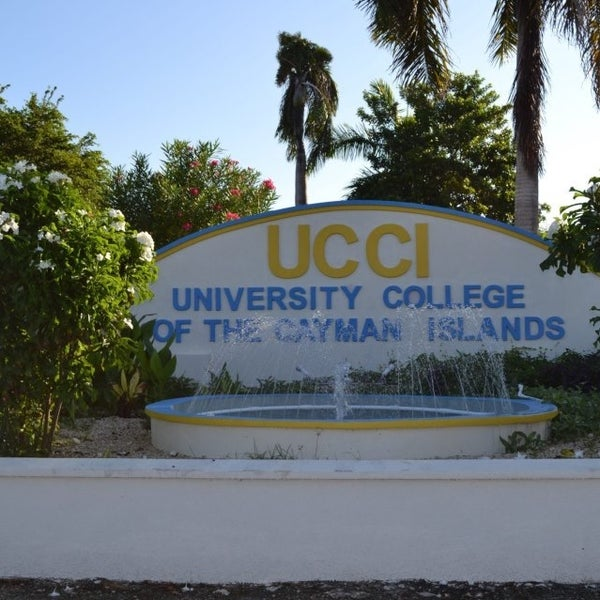 Photo taken at UCCI (University College of the Cayman Islands) by UCCI on 8/2/2013