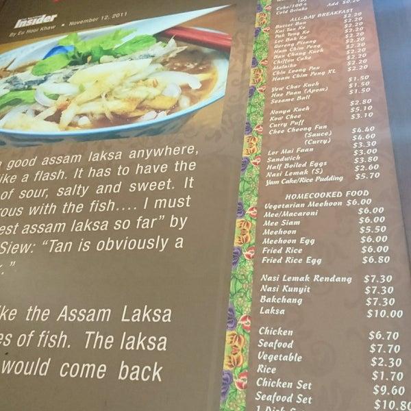Photo taken at Melaka Corner by Potato on 10/2/2016